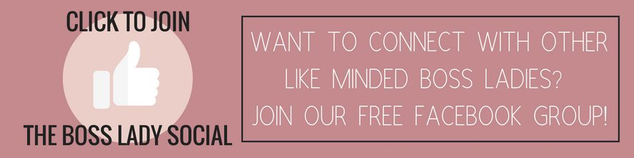 Join The Boss Lady Social Facebook Group Today!