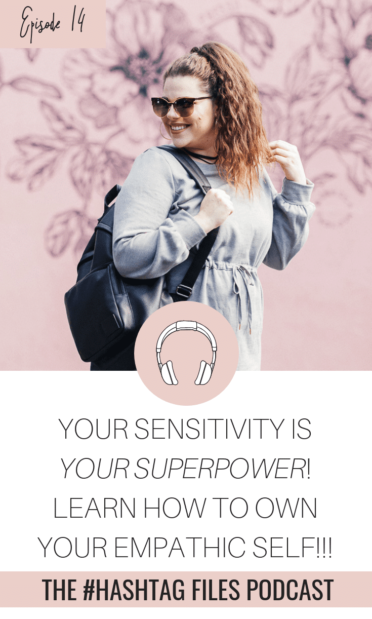 Your Sensitivity Is Your SUPERPOWER!!