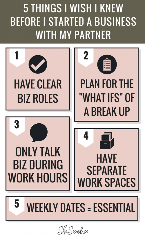 Five-things-start-biz-with-partner