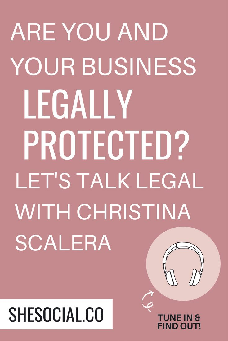 legal advice for small businesses